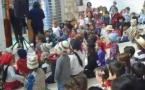 Les trésors de mon pays: le Chili en fête a la Maternelle