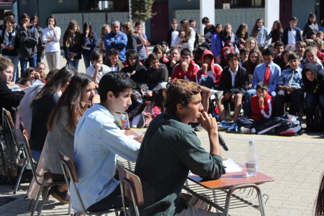 PROCESO DE ELECCIÓN Y PRESENTACIÓN DEL CAA 2017