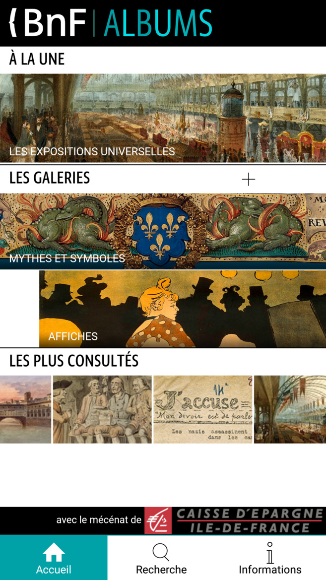 Découvrir l'art: un site et une application pour smartphone / Descubrir el arte: un sitio web y una aplicación para smartphone