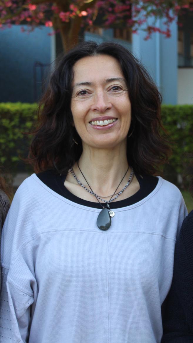 SABER MÁS DE... nuestra psicóloga de Secundaria, Pamela Olavarría