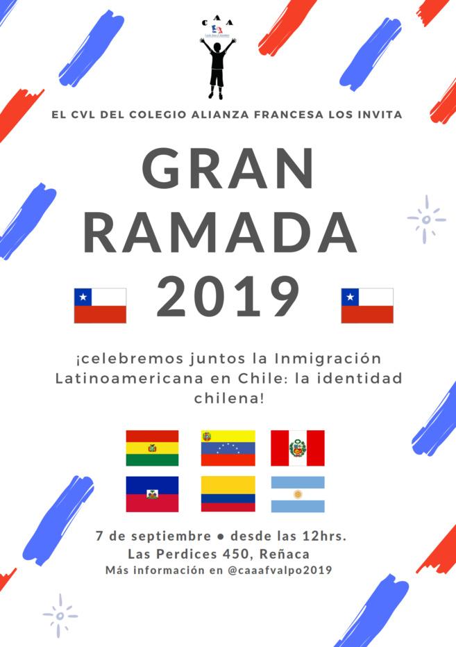 YA SE VIENE: RAMADA 2019