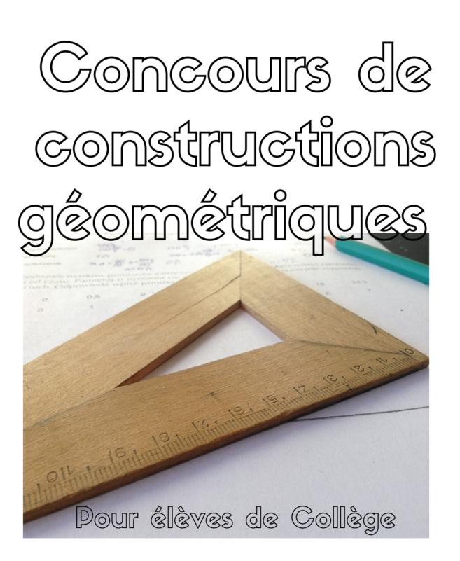 Concours de constructions géométriques