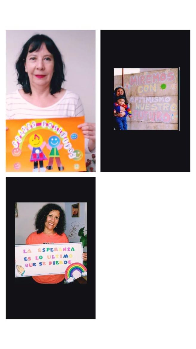 Message de nos assistantes maternelles pour la communauté