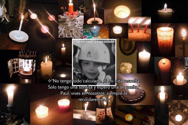 Sensible Fallecimiento de nuestro Ex-Alumno Paul Boubet