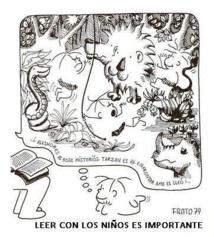 Sugerencias de libros para los niños / Suggestions de livres pour les enfants