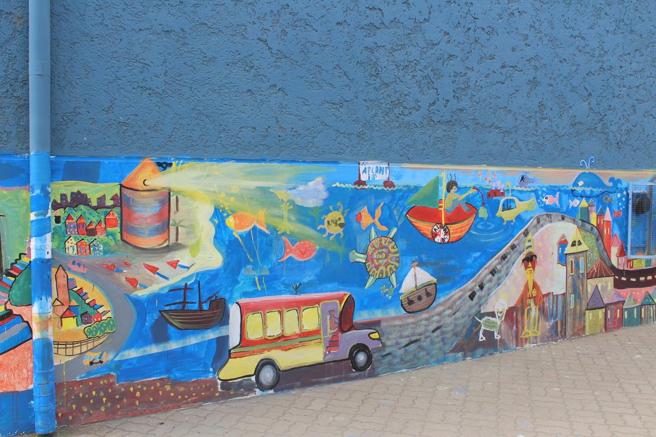 Ganadores Concurso Street Art AEFE