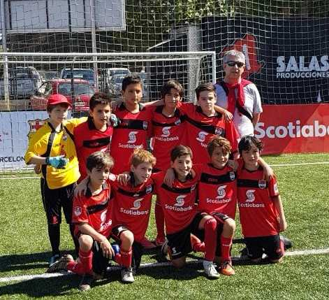 Torneo de Futbolito