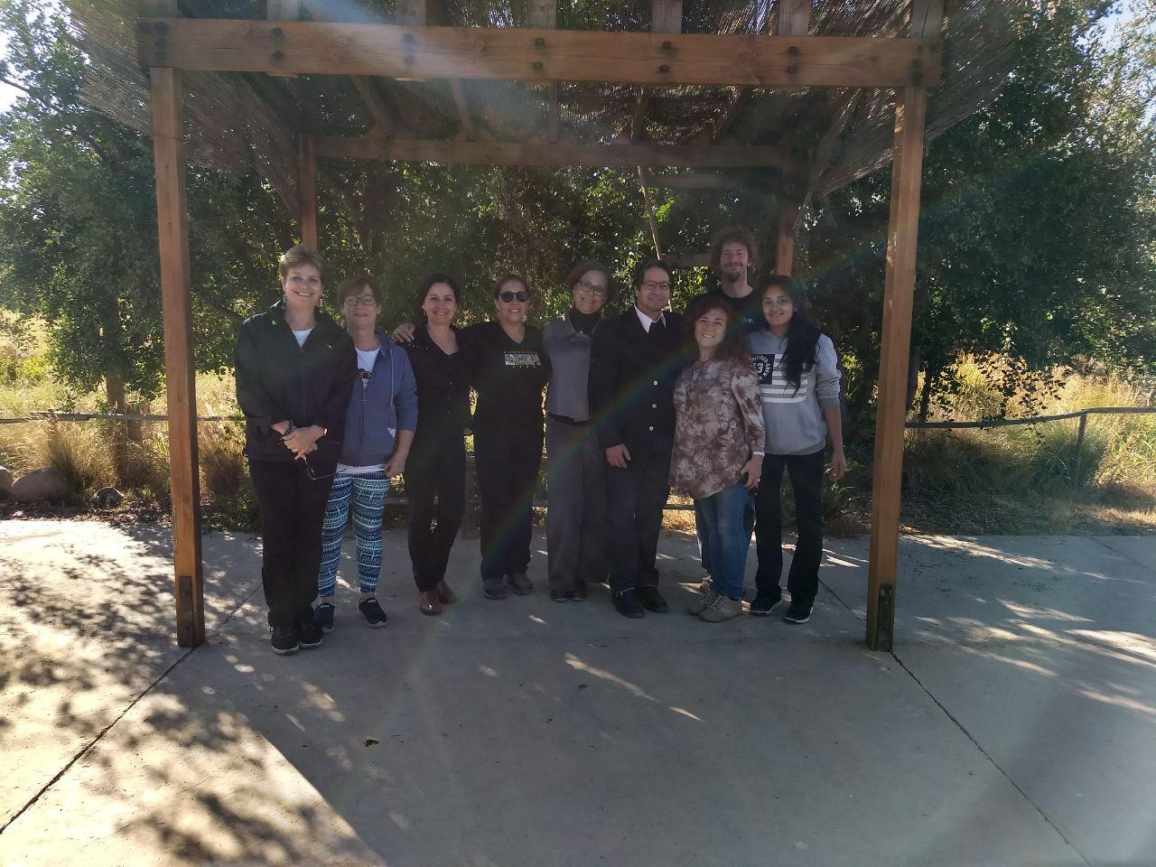 CLASSE DE DÉCOUVERTE DES CE2 À PUTAENDO - DÍAS 1-5