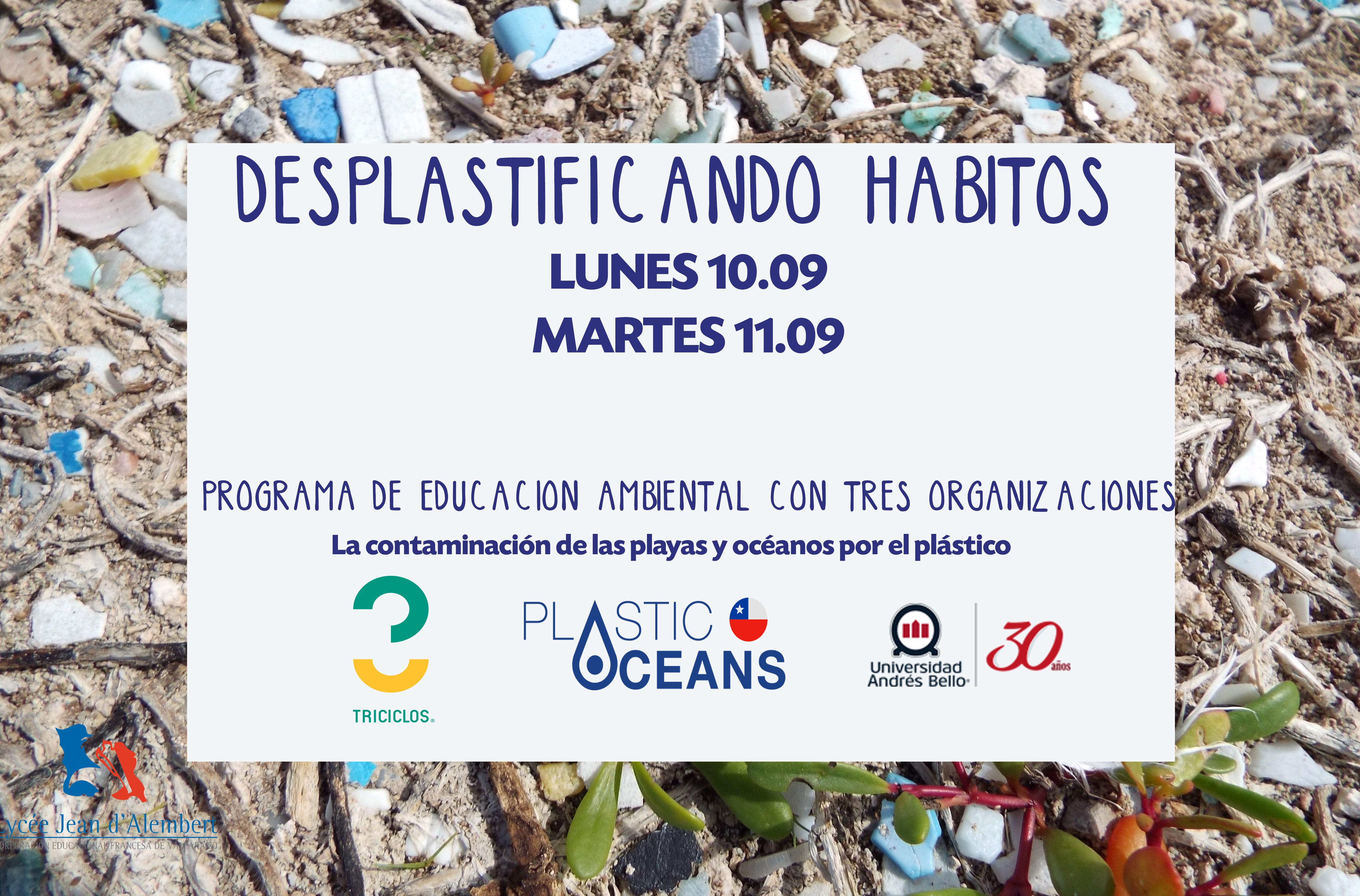 Recordando las intervenciones de Plastic Oceans y Triciclos para desplastificar nuestros hábitos