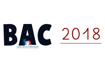 BAC 2018: Calendrier des épreuves