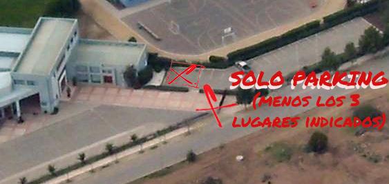 [ES] ACCESOS MODIFICADOS AL LYCÉE -  #TRABAJOSLJDA2019
