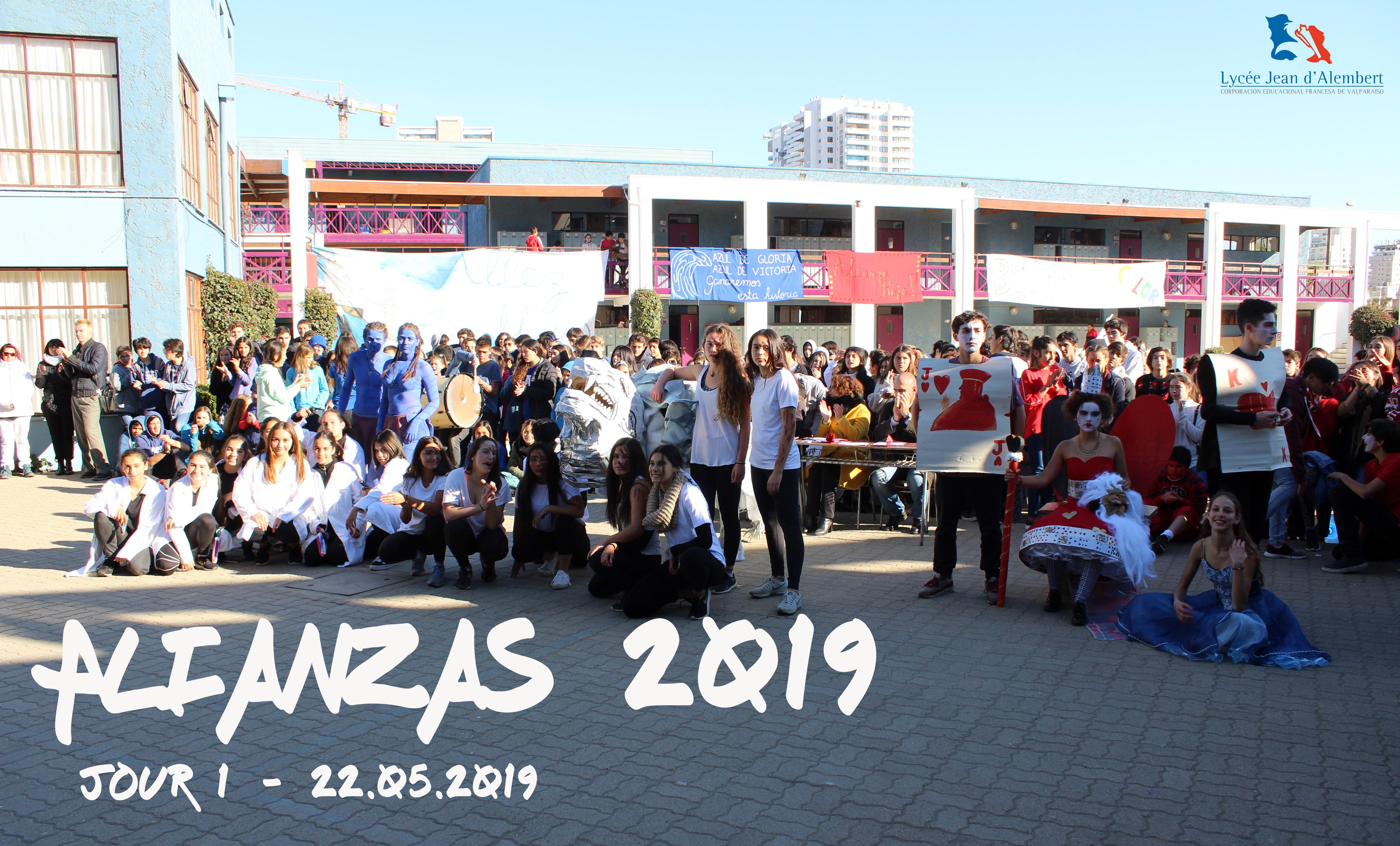 ALIANZAS 2019 - Résumé des trois jours d'activités