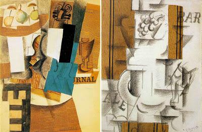 """Venez visiter l'expo """"Collage en relief: une forme d'expression"""""""