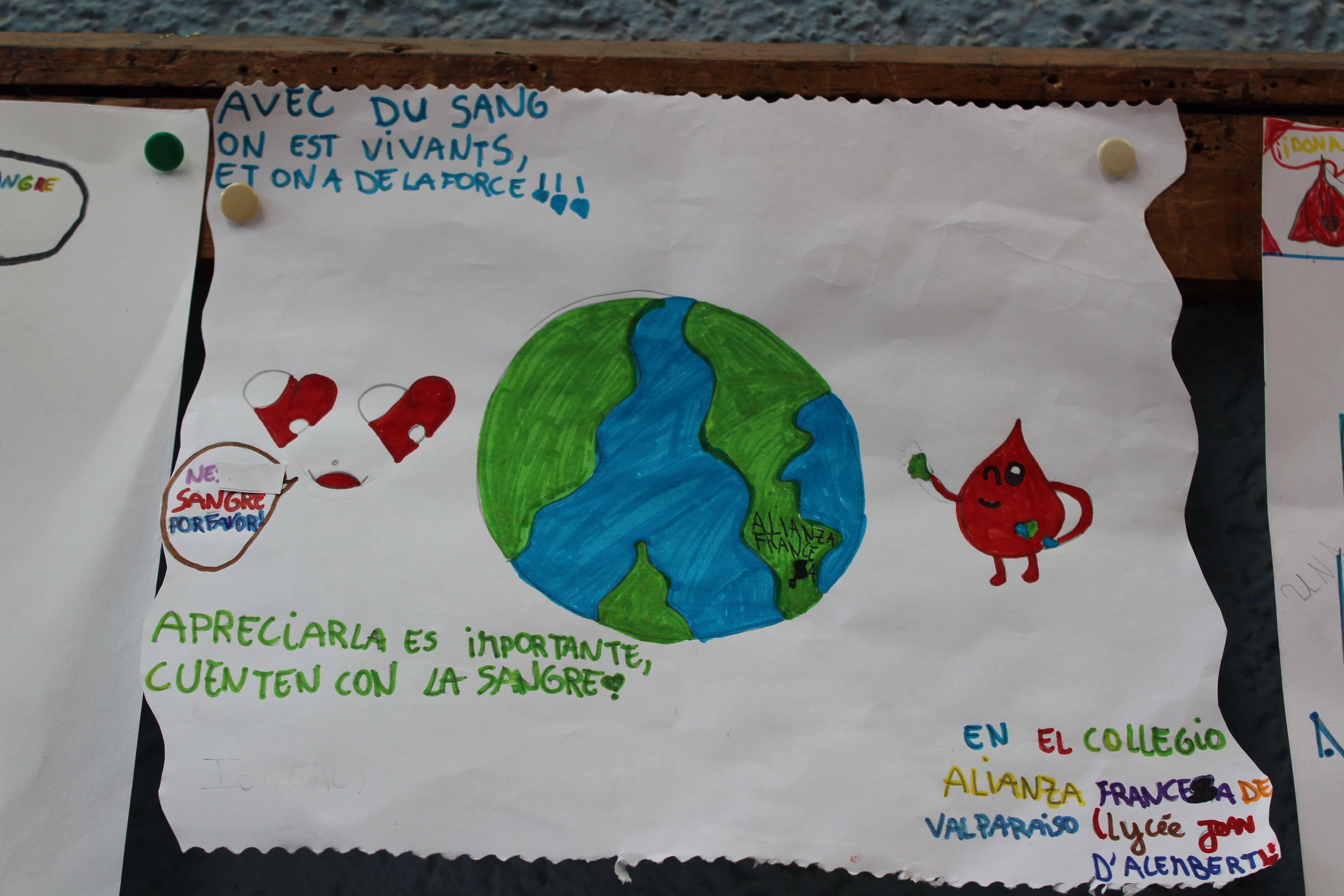 La Campagne de donation de sang en images