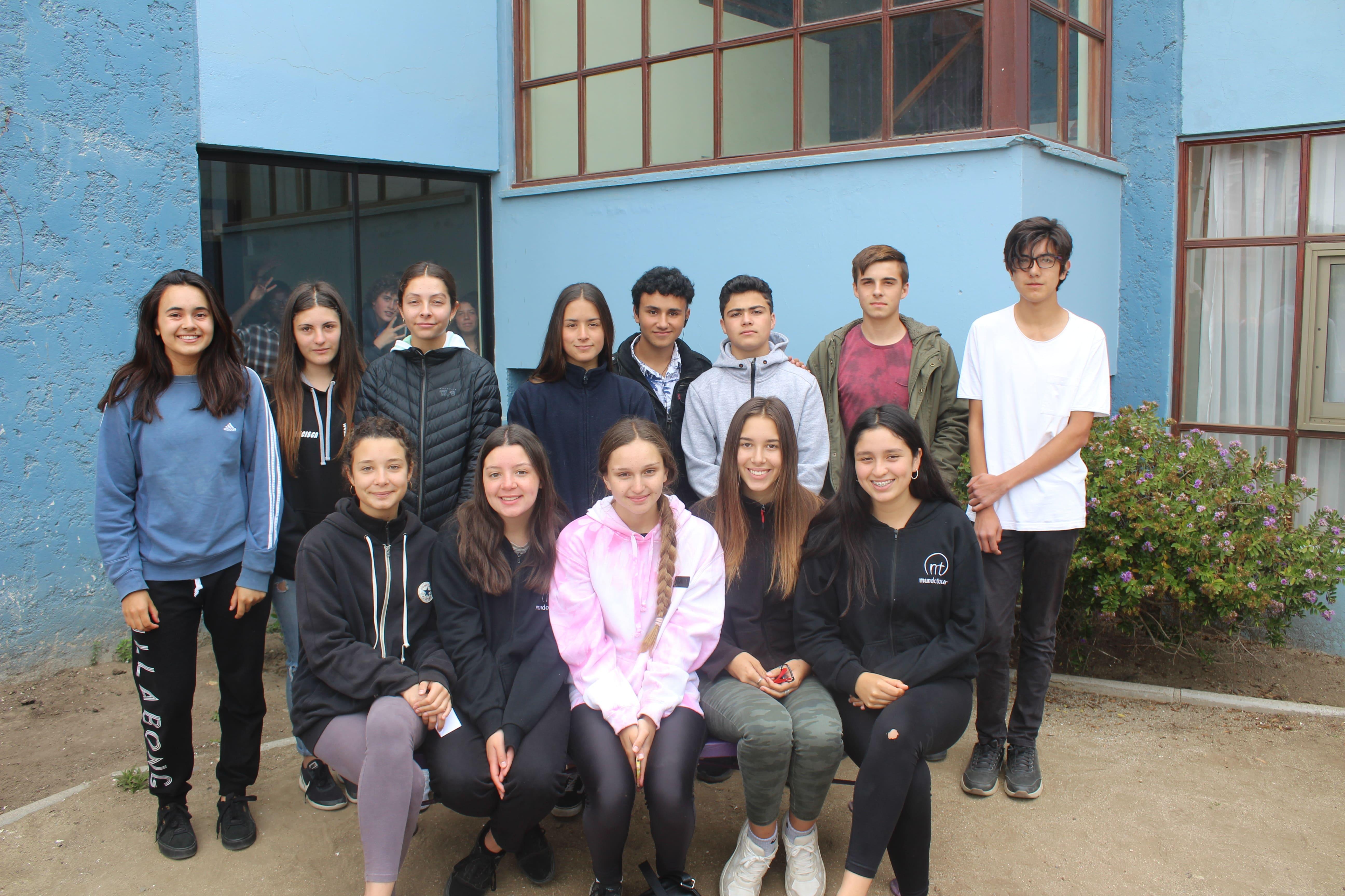 Presentación del nuevo Centro de alumno: Omnia
