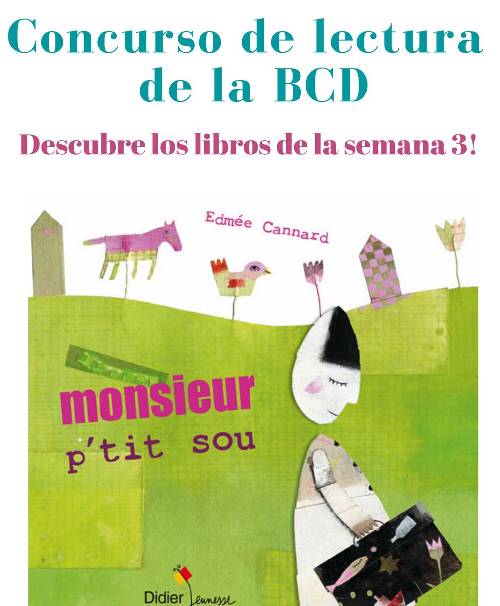 Nouveau Rallye lecture de la BCD