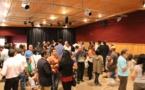 Bienvenida y éxito para las nuevas familias 2017 del Lycée Jean d'Alembert