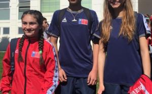 Nuestros alumnos a la Gran Final de los Juegos Deportivos Escolares - Septiembre 2018