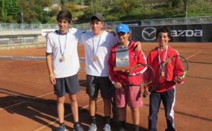 Campeonato Escolar Mario Caracci y clasificación para Mundial Escolar ISF Italia 2019