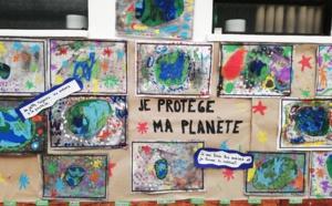 Je protège ma planète avec les élèves de Moyenne Section
