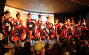 Sous le ciel de Paris: Un espectáculo de las clases de CM1