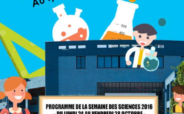 La semaine des sciences