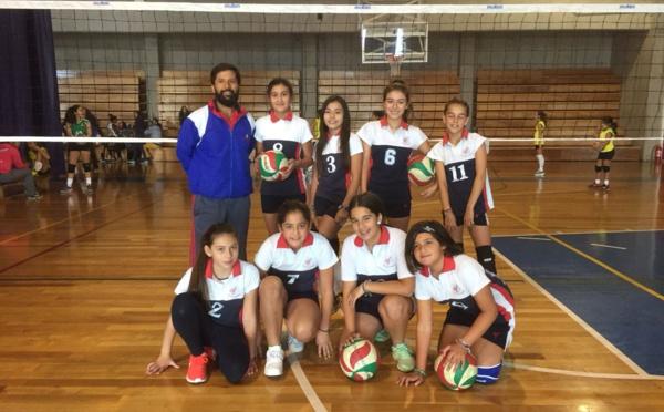 Primer campeonato 2018 - Voleibol Femenino