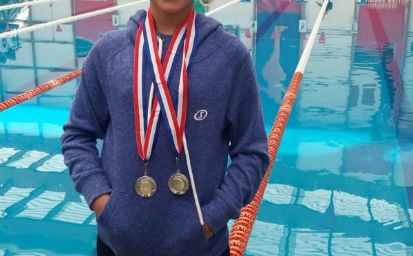 Segundo lugar en Campeonato Adecop para nuestra alumna, Paulina González Sánchez
