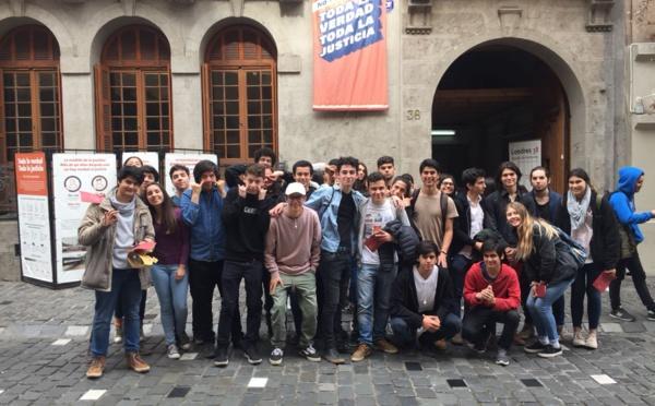 Les 1ères ES/L se sont rendus au Musée de la Mémoire et au Musée Londres 68