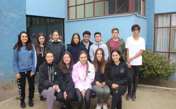 Presentación del nuevo Centro de alumnos: Omnia