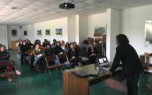 Felipe Lecannelier en nuestro colegio