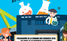 Premier jour de la Semaine des Sciences - Primer dìa de la Semana de la Ciencia