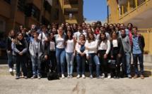 Visita del Centro Interdisciplinario de Neurociencia de Valparaíso