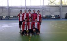 Victoire de notre équipe de Volleyball (H) au championnat régional