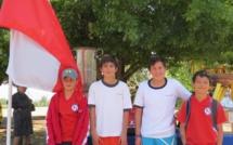 Campeones de tenis a la Universidad Católica de Santiago