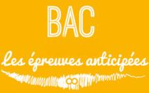 Notas del bachillerato de tercero medio  2016 / Résultats du BAC 2016 Epreuves de première