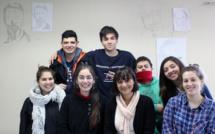 La salle Sciences Économiques et Sociales prend vie !
