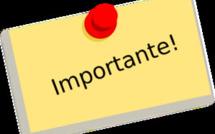 INFORMAMOS A LOS APODERADOS DE PRIMARIA - 22 de junio