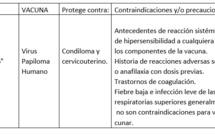 CAMPAÑA DE VACUNACIÓN EN SEPTIEMBRE PARA LOS 1º, 4º, 5º y 8º BÁSICOS