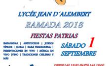 RAMADA LJDA 2018 - El CAA informa: