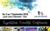SE VIENE EN SEPTIEMBRE : Semana de las Artes 2018
