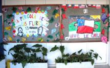 La Maternelle présente la Pergola de las flores pour les Fiestas Patrias 2018