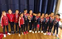 Campeonato Adecop Nivel 1 de Gimnasia Artistica - 31 de agosto 2018