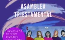 Asamblea de Mujeres #2 - jueves 4 de octubre