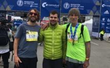 Bravo à nos professeurs runners du marathon de Viña !