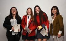 Felicitamos a Isidora Montero, premiada en concurso de fotografía
