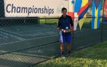 Alumno vice campeón del Torneo Casely International Championships en Miami
