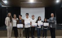 Concours de Nouvelles #SFLJDA2019 : Remise des prix aux lauréats