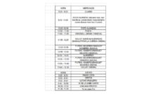 SE VIENEN LAS ALIANZAS 2019 - PROGRAMA ACTUALIZADO 17.05