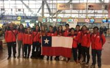 VAMOS CHILE ! - Delegación de Chile al Mundial Interescolar de Tenis